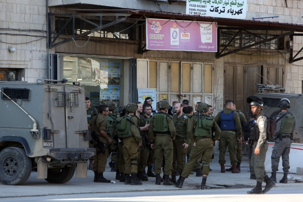 From our Twitter account: THE BANALITY OF EVIL: ISRAEL'S SOLDIERS IN PALESTINE'S OCCUPIEDHUWARA
