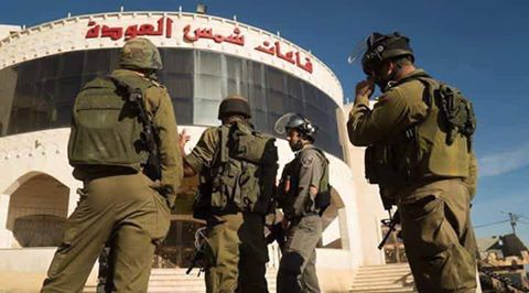 PNOT PICTURE OF THE DAY November 7th 2016: Israel closes Palestinian wedding hall as 'an inconvenience'