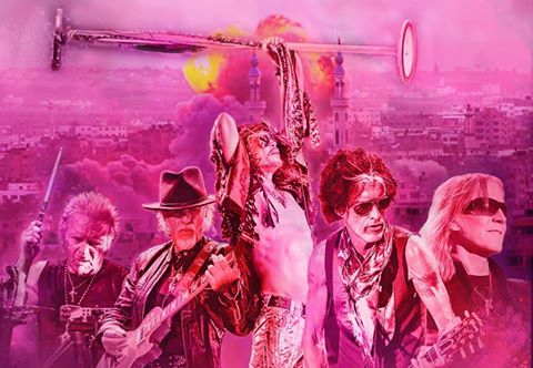 #Aerosmith – Heed The Palestinian Call ForBoycott!