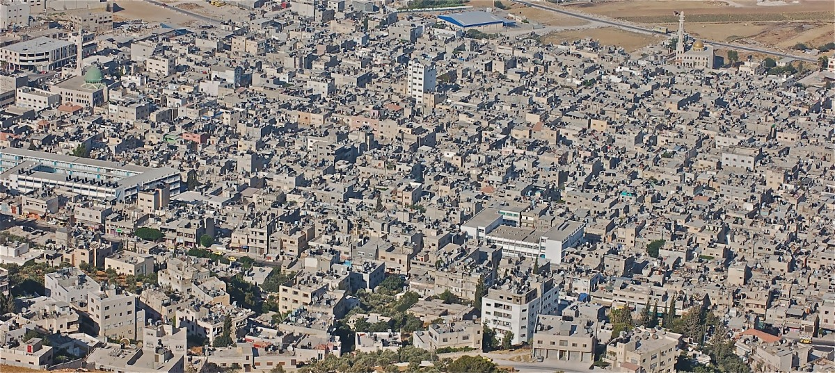 CAIN AND ABEL IN NABLUS: BALATA REFUGEE CAMP AS THE EYE OF THE STORM IN THE STRUGGLE TO CONTROLFATAH