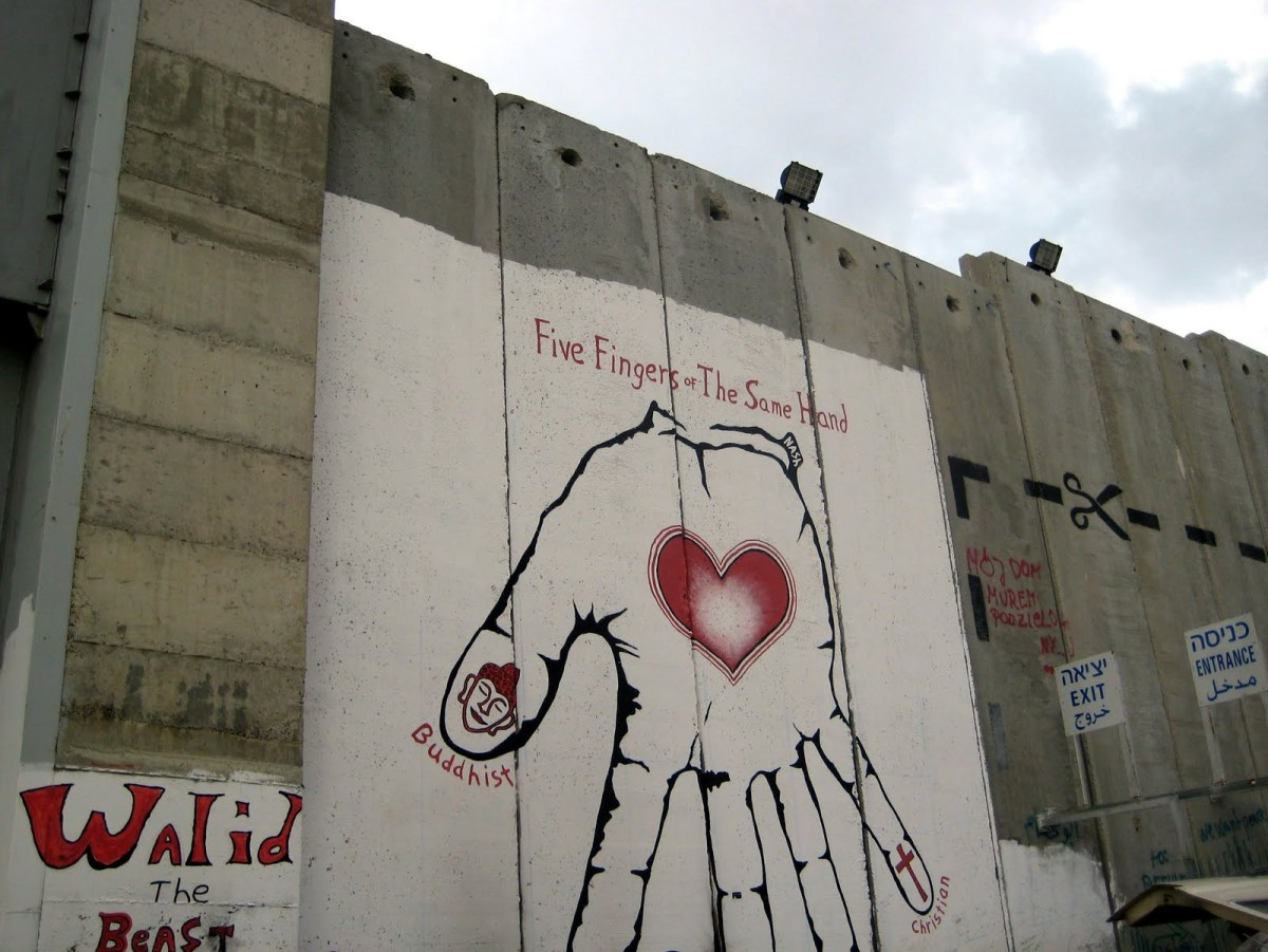 'ISRAEL IS A BEACON OF FREEDOM' – A SHORT INTRODUCTION TO 'HERRENVOLK DEMOCRACY'