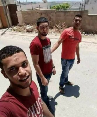 THREE TEENAGERS, ONE OCCUPATION FORCES MEMBER KILLED IN EASTJERUSALEM