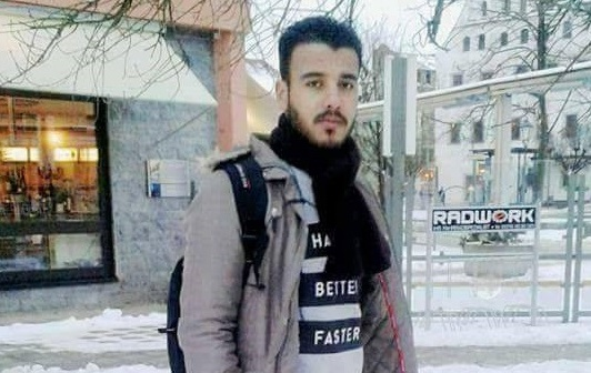 PALESTINIAN REFUGEE WHO ESCAPED SYRIA STABBED TO DEATH INGERMANY