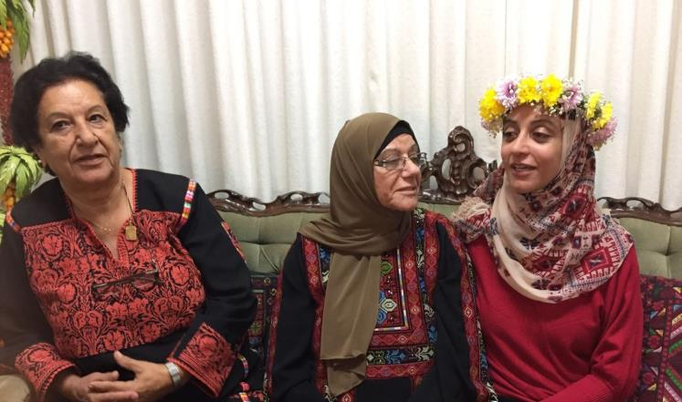HUMAN RIGHTS LAWYER SHIREEN ISSAWI FREED AFTER 45 MONTHS IMPRISONMENT BYISRAEL