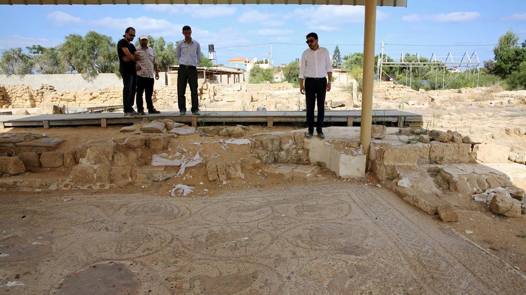 THE FOURTH DEATH OF TELL AS-SAKAN: A CULTURAL TRAGEDY IN BESIEGED GAZASTRIP