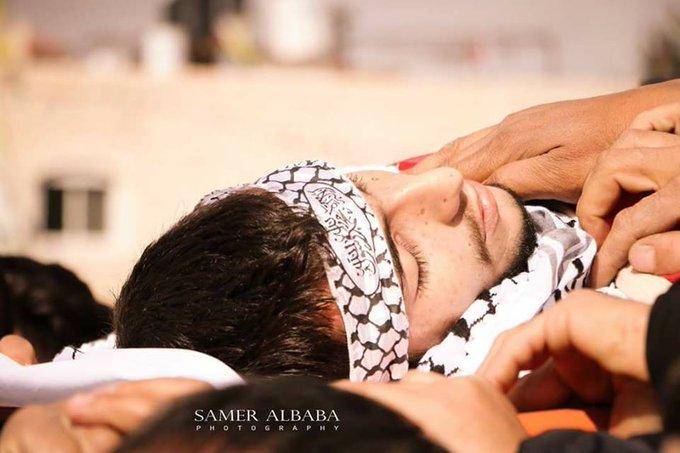 NIMR AL-JAMAL AND HAMZA ZAMA'RABURIED