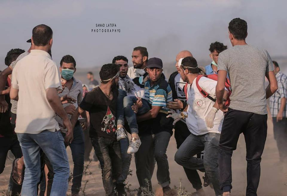 YOUNG PARAMEDIC KILLED BY ISRAEL IN BESIEGED GAZA[Updated]