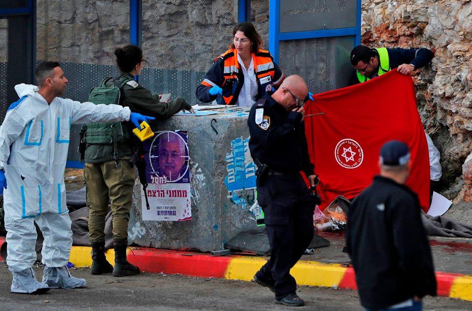 ISRAELI OCCUPATION SOLDIERS KILLED AT WEST BANKSHOOTING