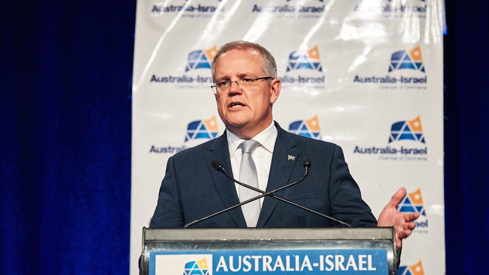 AUSTRALIA RECOGNIZES WEST JERUSALEM AS ISRAEL'S CAPITAL, ATTACKS UNITEDNATIONS