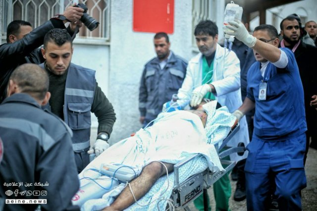 FARMER KILLED, ANOTHER WOUNDED IN EXPLOSIONS IN THE BESIEGED GAZA STRIP