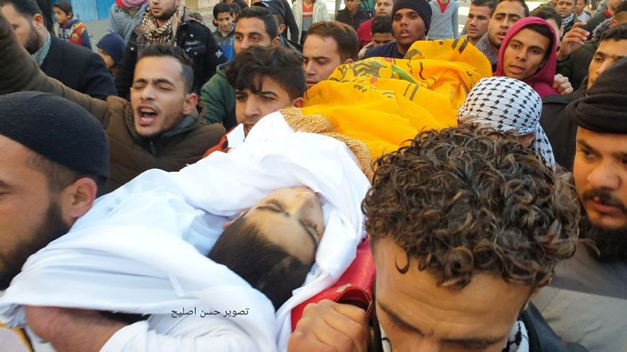 CHILD WOUNDED BY ISRAELI OCCUPATION DIES IN BESIEGED GAZA