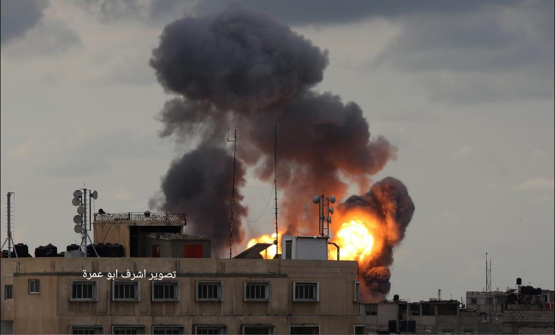 ISRAEL'S REGIME RUSHING TOWARDS WAR IN BESIEGEDGAZA