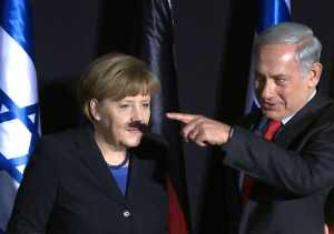Merkel-Netanyahu-gettyv2