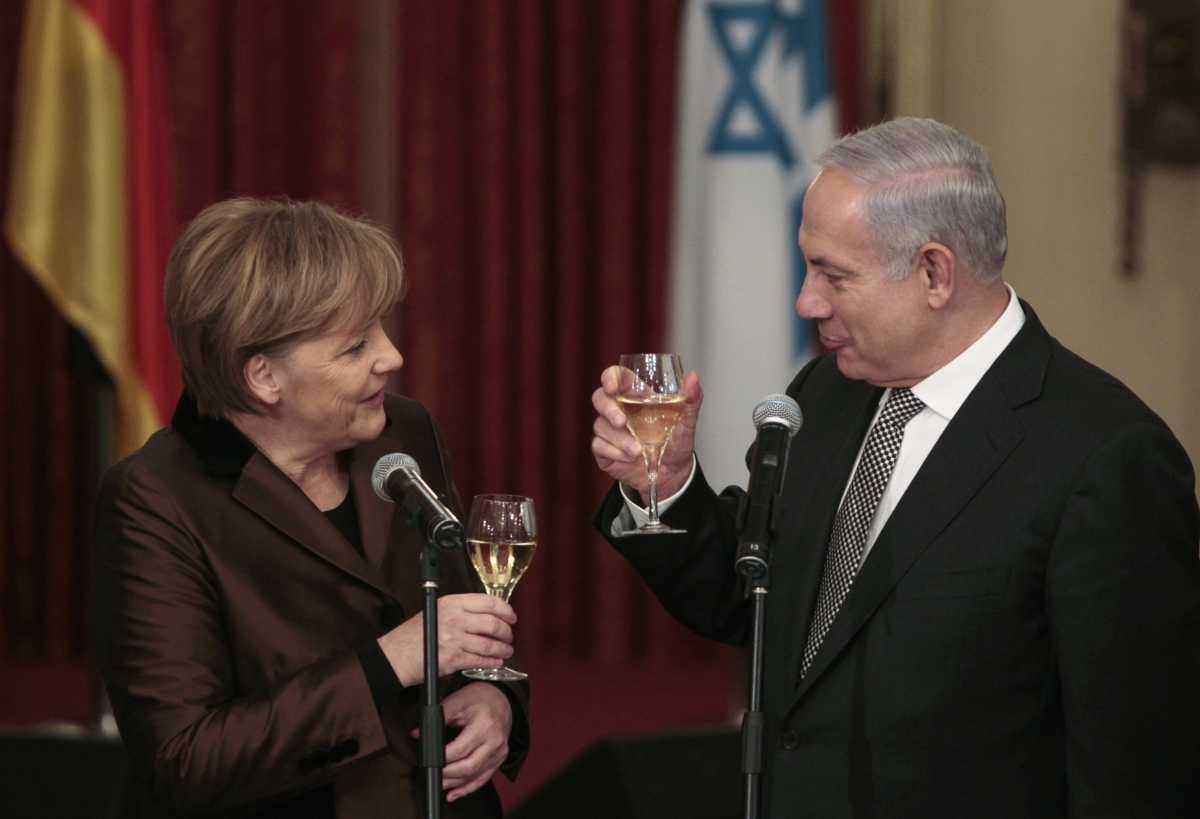 GERMANY MOVES TO DESTROY INTERNATIONAL LAW TO PROTECT ISRAELI OCCUPATION